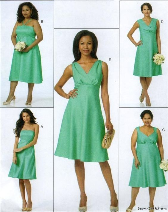 Butterick B5461 SEWING PATTERN 8-16 Formal Evening Wedding ...