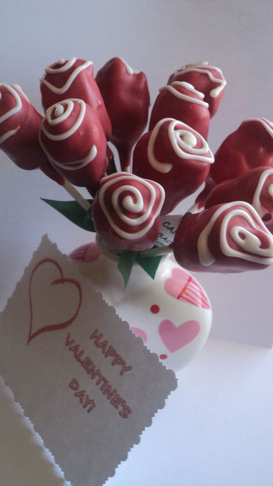6 ct BACON CANDY ROSES  Mothers Day Edible Gifts by CakeWorksbyJen, $12.50, GREAT GIFTS FOR MOM UNDER 20 DOLLARS!! SHIPPED ANYWHERE IN THE US! FREE CARD INCLUDED!