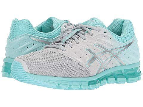 qualificato Amplificare Incontro  ASICS GEL-Quantum 180 2 MX, MID GREY/ARUBA BLUE/MID GREY. #asics #shoes