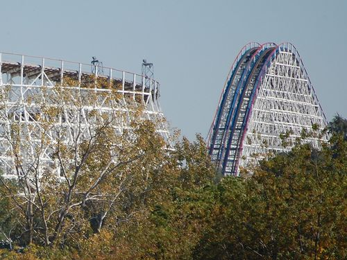 American Eagle - Six Flags Great America