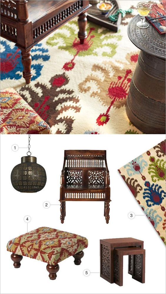 INDIAN INSPIRED: STANDOUT STYLE