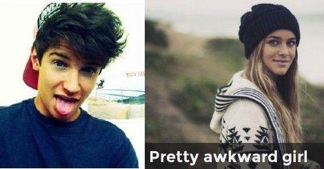 Pretty Awkward Girl What Are You To Boys Awkward Girl Boyfriend Quiz Quizzes Funny