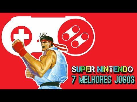 7 Melhores Jogos Do Super Nintendo Os Melhores Jogos Classicos