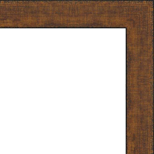 Veedaf 5x15 5 X 15 Rustica Antique Brown Solid Wood Frame With Uv Framer S Acrylic Wood Frame Wood Solid Wood