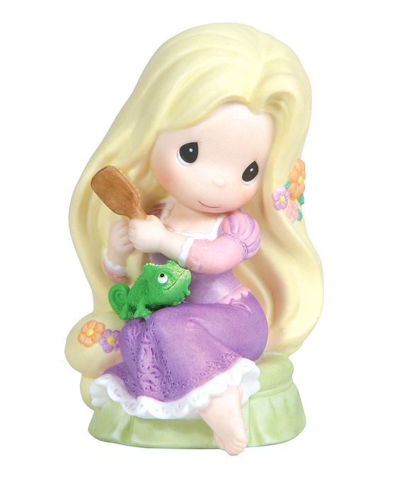 Tangled Up in Your Love Figurine by Precious Moments #zulily #zulilyfinds