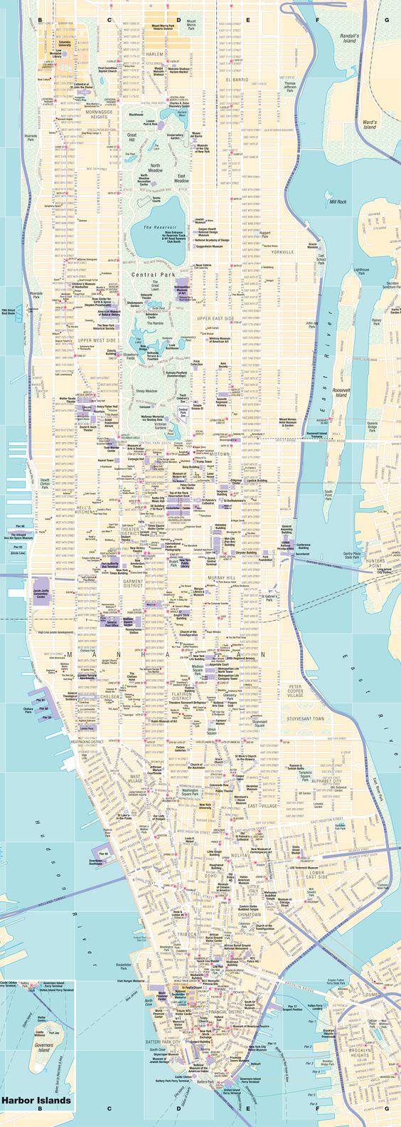 New York City A Streetbystreet Movie Guide Movie Guide City - New york city on a us map