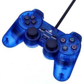 Dual Shock 2 Para Play Station 2 - Fabuloso diseño de líneas clásicas y forma ergonómica: hablamos del famoso mando analógico (DUALSHOCK 2) para PlayStation 2.  El uso del mando analógico (DUALSHOCK 2) te proporciona una experiencia de juego más controlable y cautivadora en PlayStation 2. Los botones sensibles a la presión abren a... - http://www.vamav.es/producto/dual-shock-2-para-play-station-2/