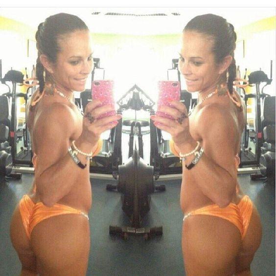 Vanessa's workout attire