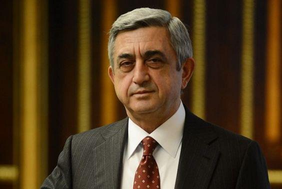 President Sargsyan sends letter of condolences to President of Italy | ARMENPRESS Armenian News Agency