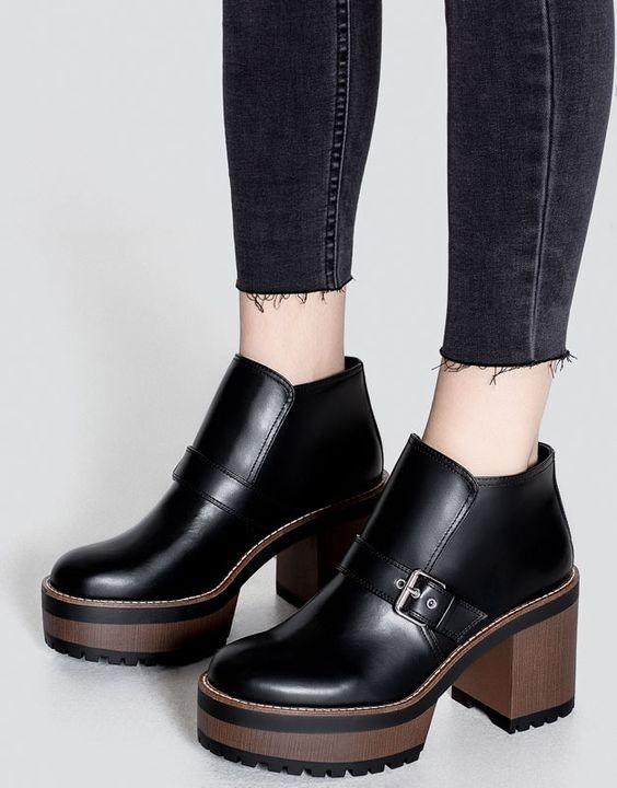 Top Black Stylish Shoes
