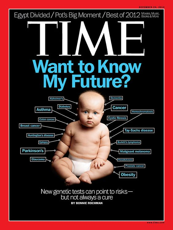 TIME2012- Personalize Medicine