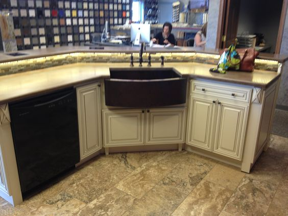 Marvelous Madison Ivory Cocoa Homecrest Premier Countertops Omaha, NE