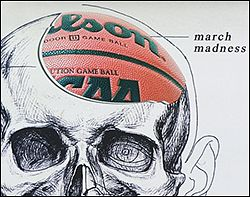 Inside the Brain of March Madness by majorvols (CC BY 2.0) / cropped & color corrected from original