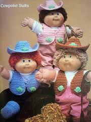 cabbage patch kids crochet - Google zoeken