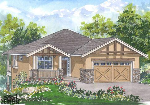 Designs Linwood Homes Craftsman House Plans Dream House Plans Craftsman House