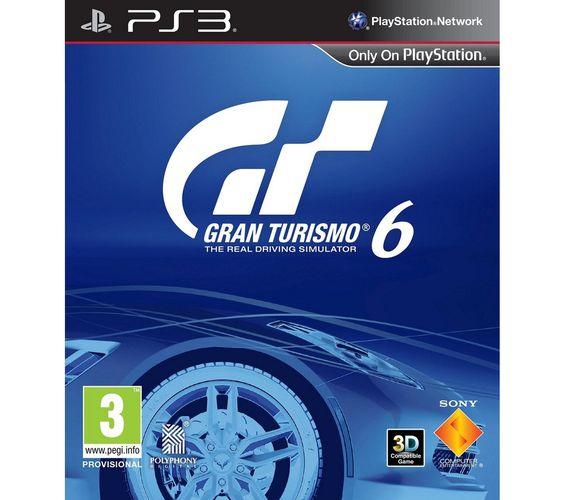 Sony Computer Jeu Ps3 Gran Turismo 6 Jeux Video Carrefour Ventes Pas Cher Com Jeux Ps3 Jeux Video Console De Jeux Video