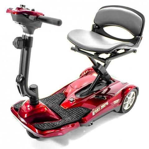 Ev Rider Transport Af Deluxe Folding Electric Scooter Folding