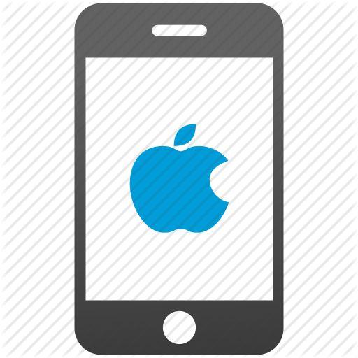 apple, apple phone, cell phone, ios, ios10, ios8, ios9, ipad, iphone, ipod, mobile, phone, telephone icon