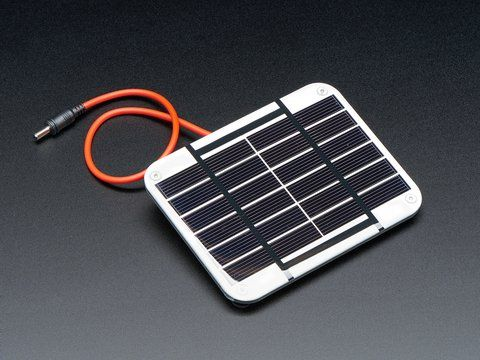 Small 6v 1w Solar Panel Silver Most Efficient Solar Panels Solar Panels Solar Energy Panels