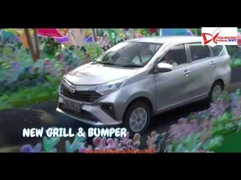 Video Iklan Daihatsu Sigra Daihatsu Bumpers Facelift