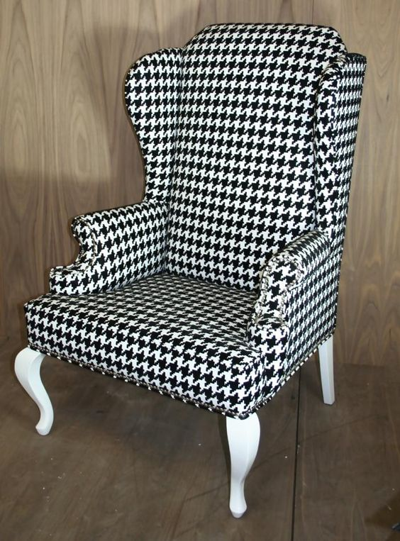 brixton wingchair- wouldn't go any where in my house currently- but don't be crazy enough to think I wouldnt design a whole room around it!