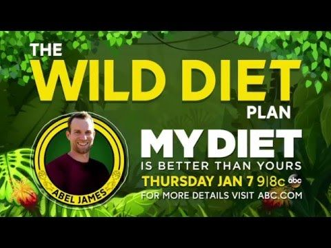 What is The Wild Diet? | Fat-Burning Man