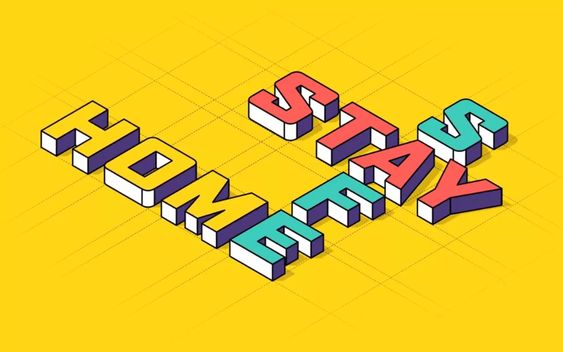 Create This Stay Safe, Stay Home Typography Animation - After Effects Tips and Tricks