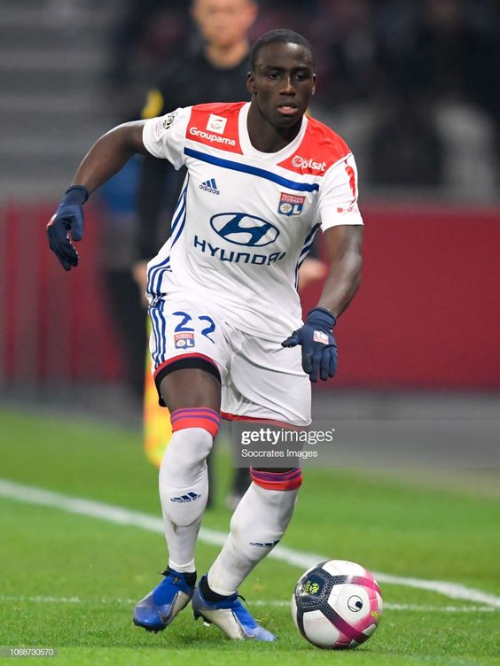 Ferland Mendy French League Football Players Football