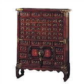Found it at Wayfair - Asian Zen Apothecary Chest$1,444.00