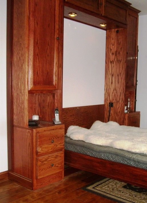 how to make a murphy bed for the home pinterest diy murphy bed door panels and how to build. Black Bedroom Furniture Sets. Home Design Ideas