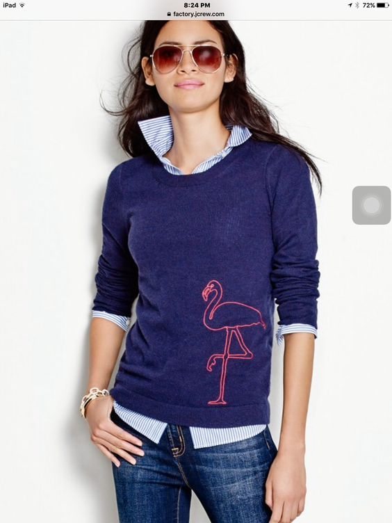 Love this cute sweater!