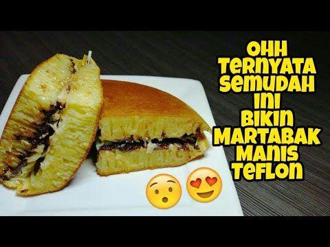 Anti Gagal Resep Martabak Manis Teflon Terang Bulan Enak Kental Dan Bersarang Giveaway 100k Youtube Resep Resep Simpel Fotografi Makanan