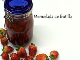 Mermelada de Frutillas