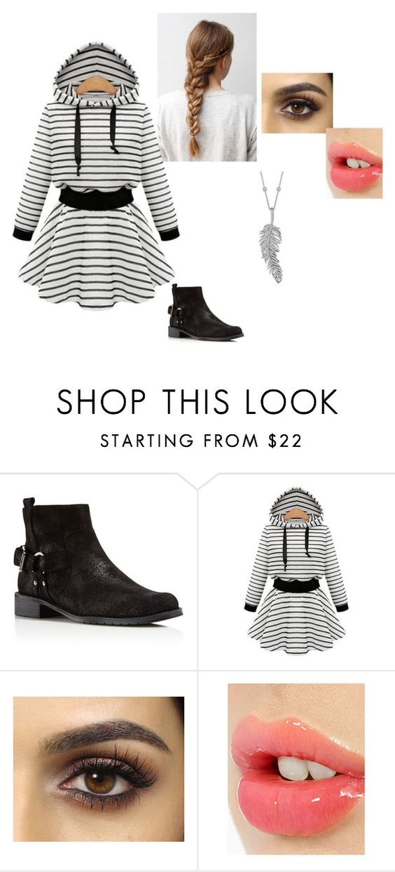 """""""Untitled #12"""" by briceyann12 ❤ liked on Polyvore featuring Aerosoles, Charlotte Tilbury and Penny Preville"""
