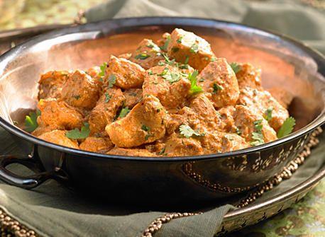 cuisine indienne...miam:)POULET KORMA