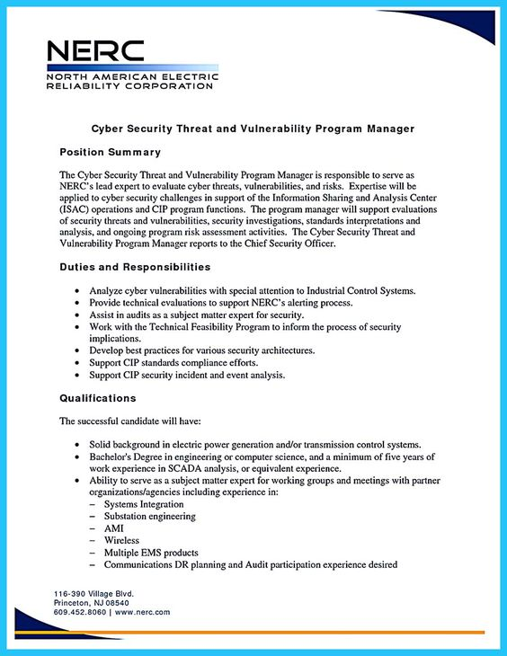 cool Powerful Cyber Security Resume to Get Hired Right Away, Check - cyber security resume