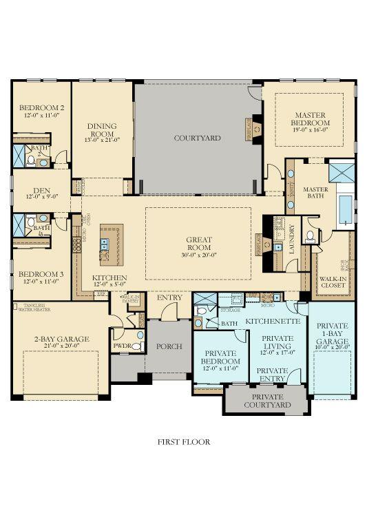 3475 next gen by lennar new home plan in griffin ranch for Next gen housing