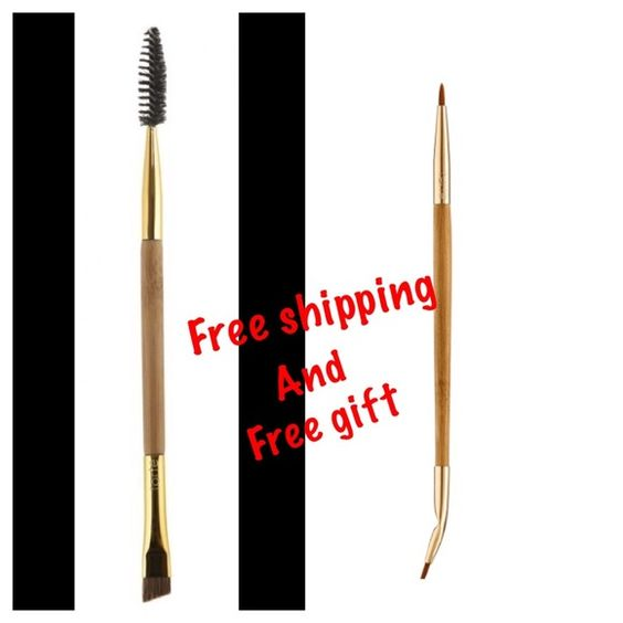 2 brush set double ended. They are dupe of Tarte... tarte Makeup Brushes & Tools