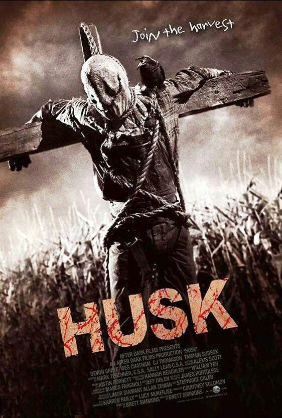 Cheesy But Fun Scarecrow Horror Posteres De Filmes Filmes