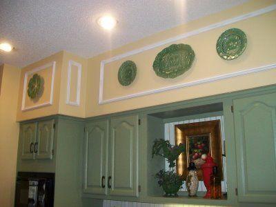 Image detail for -Five Interesting Kitchen Soffit Makeovers » Curbly | DIY Design ...
