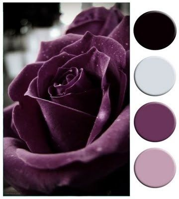 gothic color scheme