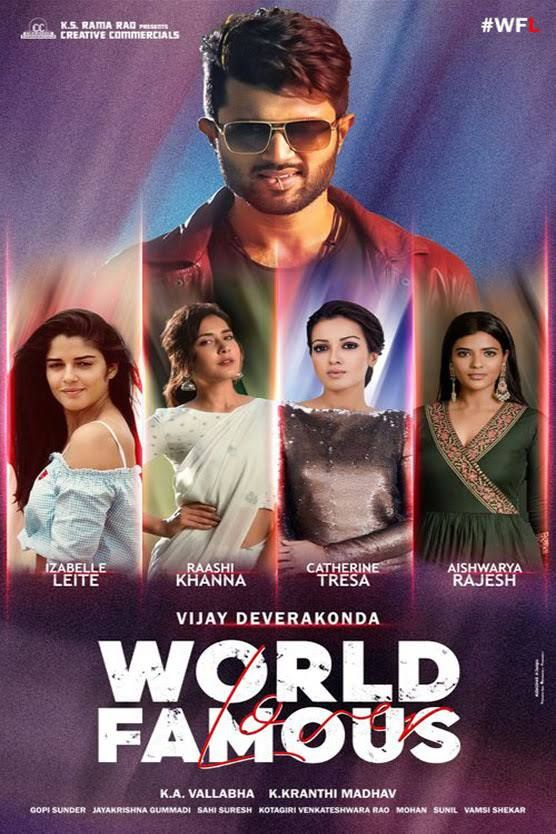 World Famous Lover Telugu Movie Download By Filmywayking World Famous Lover Telugu Movie 720p In 2020 Telugu Movies Download Telugu Movies Movies Online Free Film