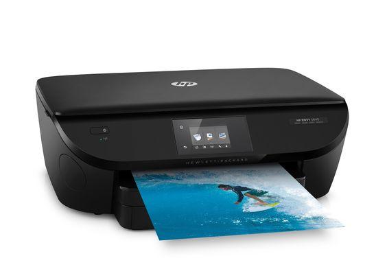HP Envy 5640 e-All-in-One Drucker schwarz: Amazon.de: Computer & Zubehör