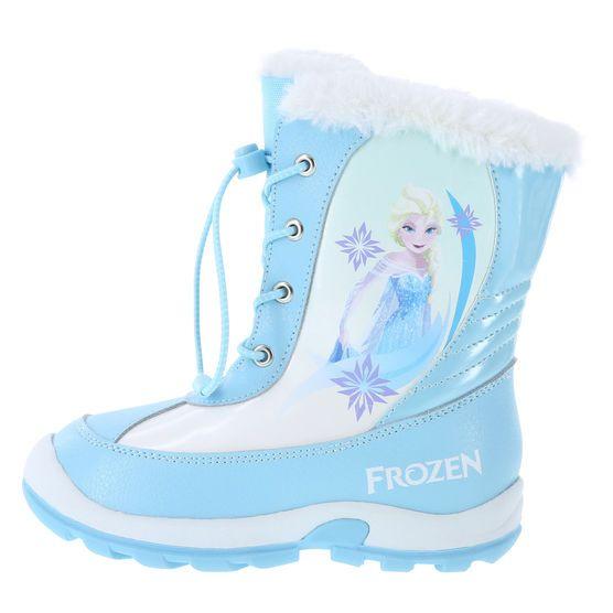 Frozen Girls Frozen Toddler 20 Snowflake Snow Boot