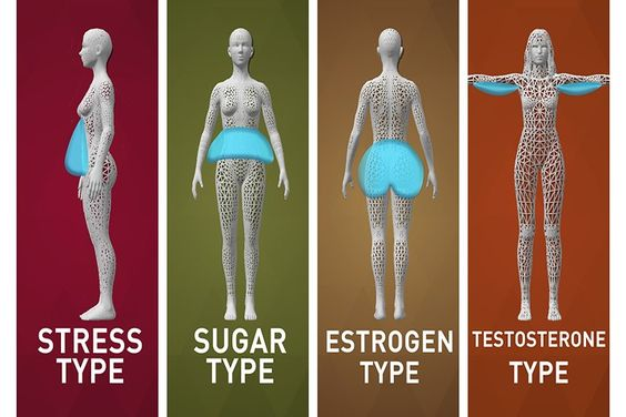 Find out how to maximize your weight loss results based on your body type.