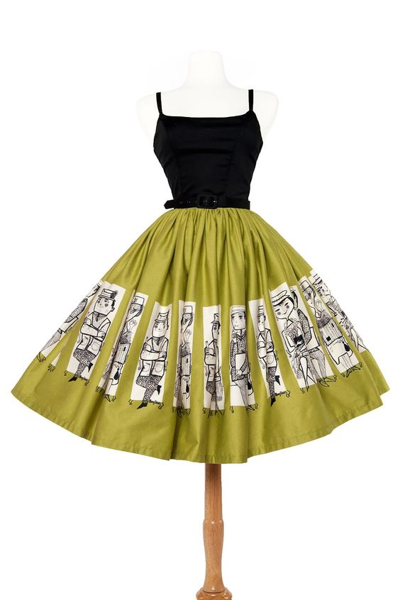 Final Sale - Pinup Couture Lydia Dress in Mary Blair Mother and ...