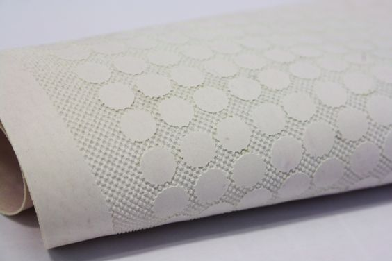 Tactile surfaces by Victoria Pobgee