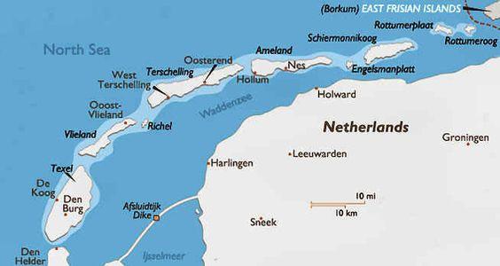 Netherlands Antilles map  ISLANDS Miles of Isles  Pinterest
