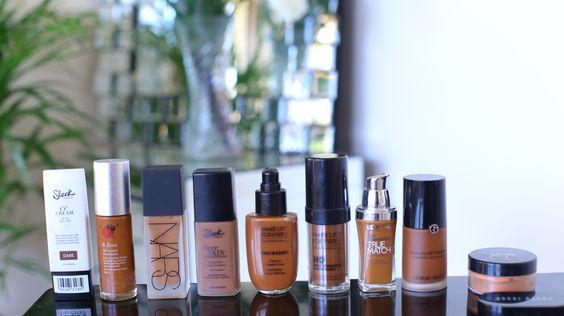 Makeup for Chocolate Ladies | Patricia Bright