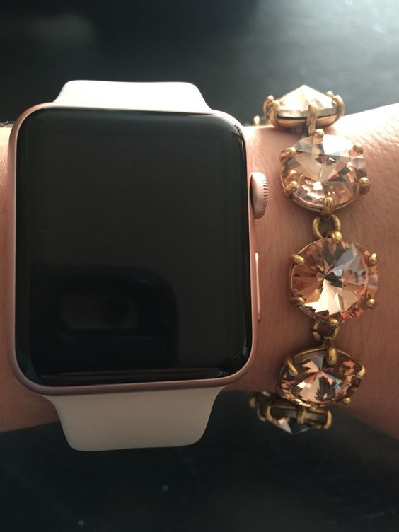 Apple watch rose gold fashion pinterest apple watch rose gold watches and apples for Rose gold apple watch